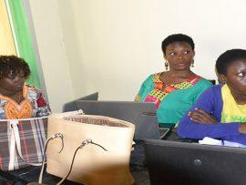 Kellafrique : Formation de la Femme 8 mars journée mondiale.